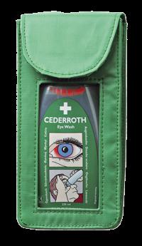 Cederroth Gürteltasche für Augenspülflasche 235ml
