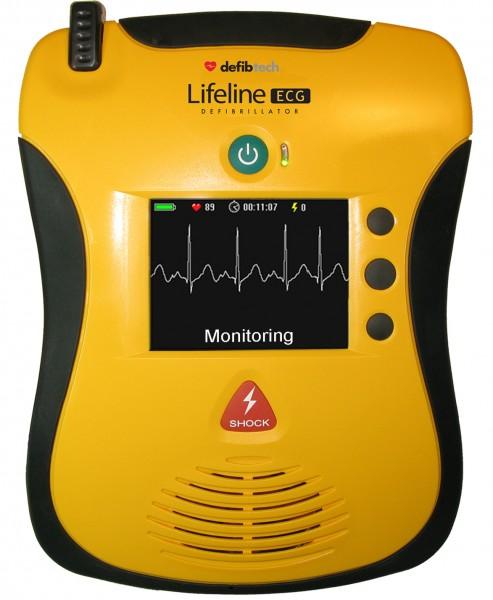 Defibtech Lifeline ECG AED