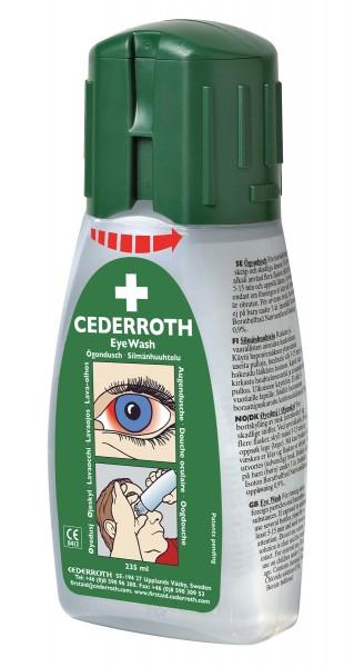 Cederroth Augenspülung, Taschenflasche 235ml