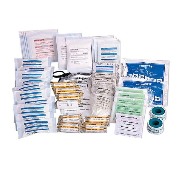 Söhngen Verbandskasten Füllung DIN 13169 Erste Hilfe Nachfüllpack