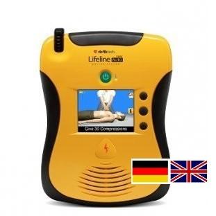 Defibtech View AED Zweisprachig Vollautomat