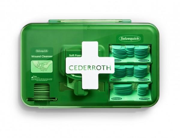 Cederroth Wound Care Dispenser Blue